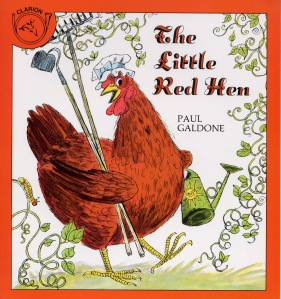 Cooperation: Using the Little Red Hen