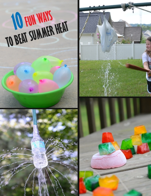 10  Fun Ways To Beat Summer Heat