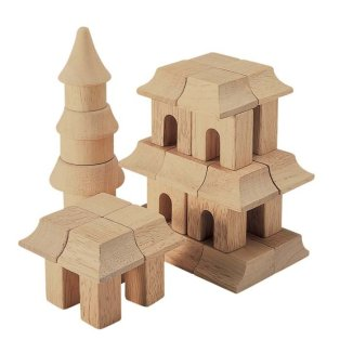 building block house 1