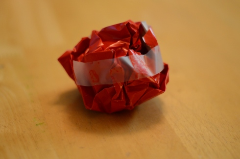 Bible Memory Verse Game: Unwrap the Ball