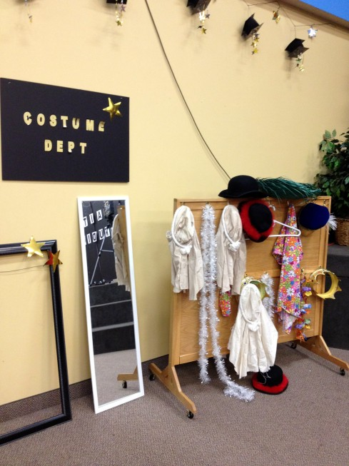 costume department