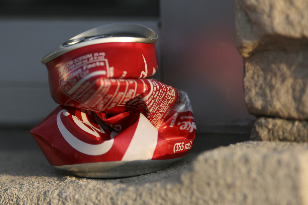 Teaching like jesus for Coke can heater