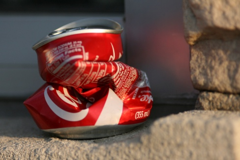 Crushed-Coke-Can