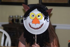 wild things mask