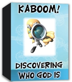 Kaboom- Discovering Who DLD-2