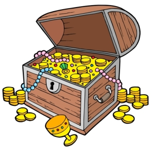 bigstock-Open-treasure-chest-vector-i-174319581