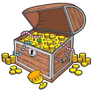 bigstock-Open-treasure-chest-vector-i-174319581